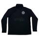 Black Insignia Quarter-Zip Pullover