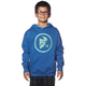 Youth Royal Blue Gasket Pullover Hoody