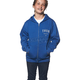 Girls Blue Shop Zip-Up Hoody