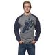 Navy/Gray Poppa Crew Sweatshirt