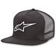 Black Corp Trucker Hat - 10258100310