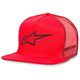 Red Corp Trucker Hat - 102581003030