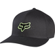 Youth Black/Green Legacy Flexfit Hat - 58231-151-OS