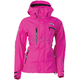 Womens Pink Avid Technical Polartec Neoshell Jacket