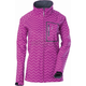 Womens Chevron Orchid Softshell Jacket