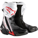 Black/Red/White Supertech R Boots