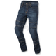 Dark Rinse Crank Denim Pants
