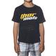 Toddler Black Total Moto T-Shirt
