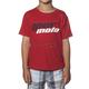 Toddler  Red Total Moto T-Shirt