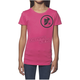 Girls Pink Gasket T-Shirt