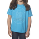 Toddler Turquoise Button T-Shirt