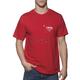 Red Shop Pocket T-Shirt