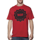 Red Clutch Plate T-Shirt