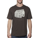 Chocolate Brown Dog House T-Shirt