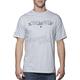 Silver Pure Moto T-Shirt