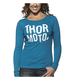 Womens Teal Crush Thermal