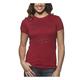 Womens Red Loud N Proud T-Shirt
