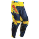 Yellow/Navy Core Hux Pants