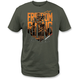 Green Freedom Photo T-Shirt