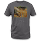 Gray Ride Photo T-Shirt