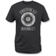 Black Freedom Lock Up T-Shirt