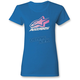 Women's Turquoise Crown T-Shirt