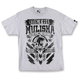 Mens Heather Grey Chalk T-Shirt