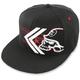 Red Relentless Flex-Fit Hat
