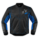 Black/Blue Wireform Jacket