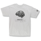 White Think Faster T-Shirt