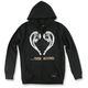 Black Love This Sound Hoody