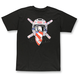 Black Ronnie Raider T-Shirt