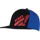 Black/Blue Race Hat - 15918.40100