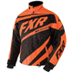 Black/Orange Cold Cross X Jacket
