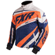Navy/Orange/White Cold Cross X Jacket