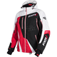 Black/Red/White Weave Mission Lite Jacket