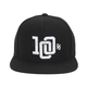 Black College Snapback Hat - 20033-001-01