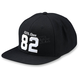 Black Since 82 Hat - 20035-001-01