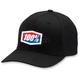 Classic Black FlexFit Hat