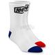 White Terrain Socks