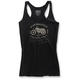 Women's Black Stevie Tank Top
