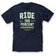 Navy Tracker T-Shirt