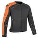 Orange Light Speed Textile Jacket
