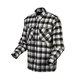 Black/Yellow Covert Flannel Shirt