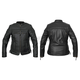 Women's Black Moxie Leather Jacket