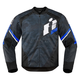 Black/Blue Overlord Primary Jacket