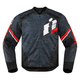 Black/Red Overlord Primary Jacket