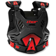 Black/Red Youth Sentinel GP Roost Deflector - 2701-0761