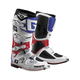 White/Red/Blue SG-12 Boots