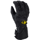 Black Long Adventure Gloves